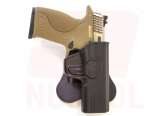 Nuprol Big Bird M&P Series Holster - Black